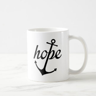 Hope Anchors The Soul (Hebrews 6:19) Coffee Mug