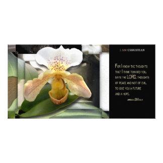 Hope and a Future Scripture Card Photo Card