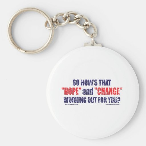 HOPE-and-Change-DST-TEE Keychains