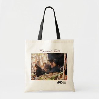 Hope and Faith Tote