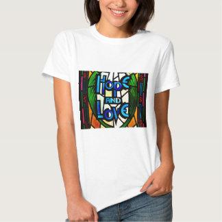 Hope And Love Tee Shirt