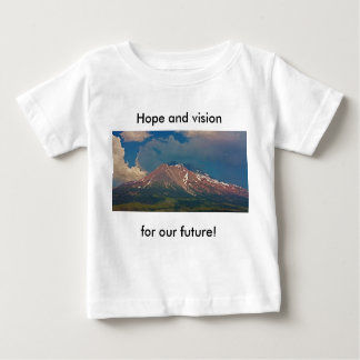 Hope and vision infant t-shirt