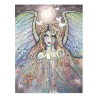 Hope Angel Postcard by Molly Harrison