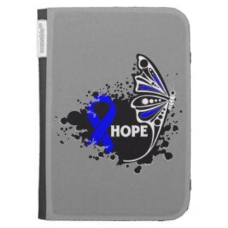 Hope Ankylosing Spondylitis Butterfly Kindle 3 Cases
