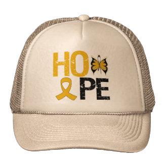 Hope Appendix Cancer Awareness Trucker Hat