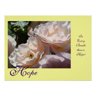 HOPE art print Healing Touch Wellness Health
