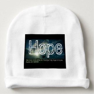 hope baby beanie