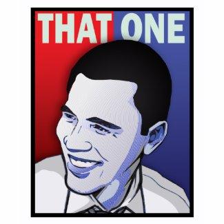 Hope Barack Obama - That One shirt