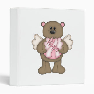 Hope Bear Binder