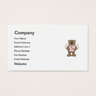 Hope Bear Business Card