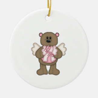 Hope Bear Ceramic Ornament