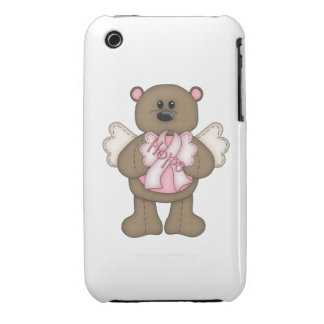 Hope Bear iPhone 3 Case