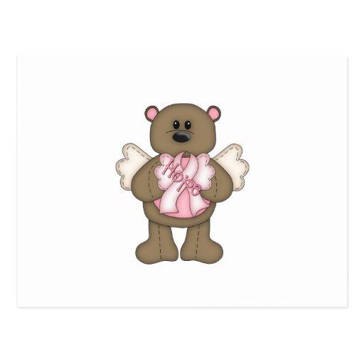 Hope Bear Postcard