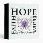 Hope Believe Faith - Cystic Fibrosis Binders