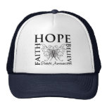 Hope Believe Faith - Diabetes Trucker Hat