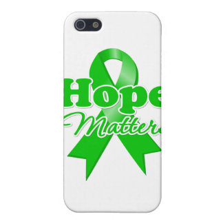 Hope Bile Duct Cancer iPhone 5 Case