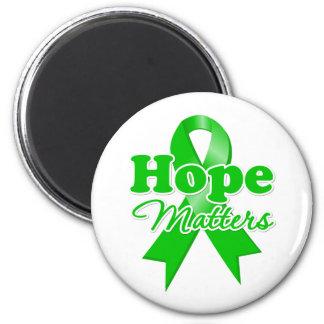 Hope Bile Duct Cancer Magnet
