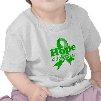 Hope Bile Duct Cancer Tee Shirt