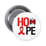 Hope Blood Cancer Awareness Button