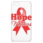 Hope Blood Cancer iPhone 5C Cover