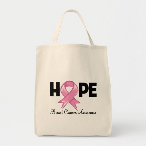 Hope Breast Cancer Awareness Bag