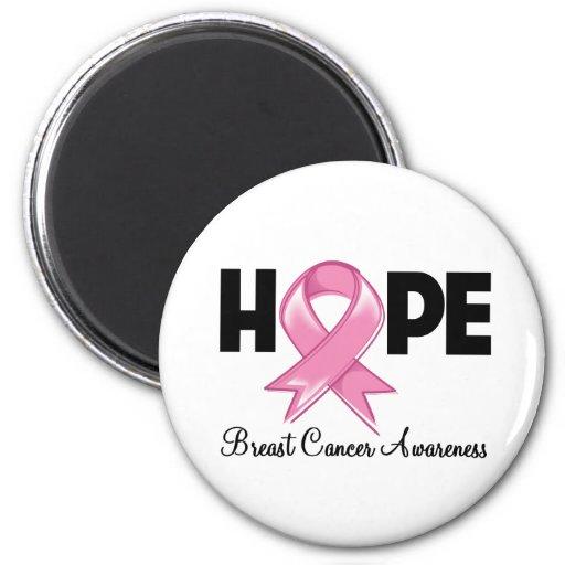 Hope Breast Cancer Awareness Magnet