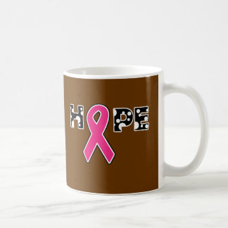 Hope Breast Cancer Mug