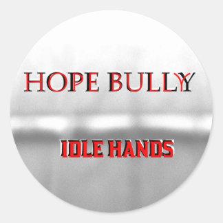 Hope Bully Sticker