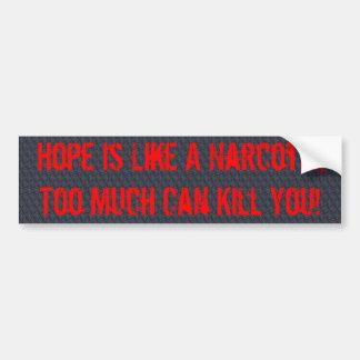 Hope! Bumper Sticker