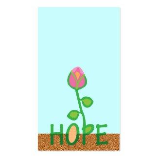 Hope profilecard