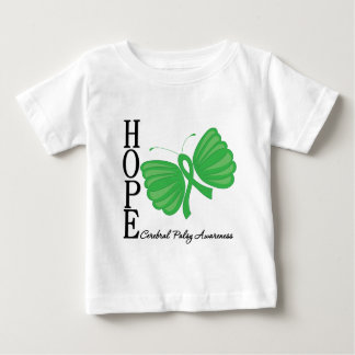 Hope Butterfly Cerebral Palsy Tee Shirt