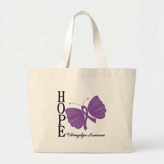 Hope Butterfly Fibromyalgia Bag