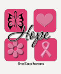 Hope Butterfly Inspires - Breast Cancer Shirts