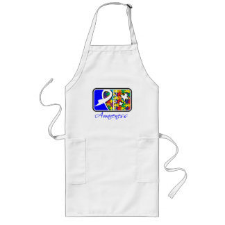 Hope Butterfly Tile Card Autism Aprons