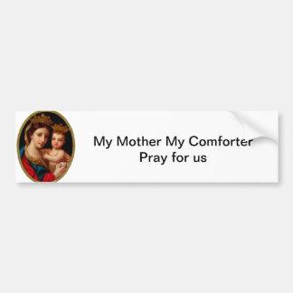 hope-c1.jpg, mi madre mi ComforterPray para nosotr Pegatina Para Auto