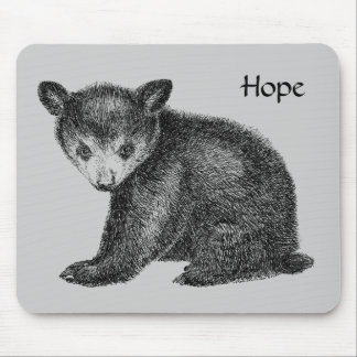 Hope C. Critchlow Mousepad