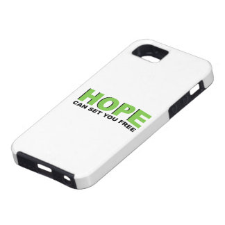 hope can set you free iPhone SE/5/5s case