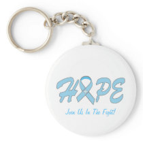 HOPE - Cancer Products Keychain