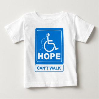Hope Can't Walk logo Baby T-Shirt