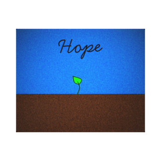 Hope Gallery Wrapped Canvas