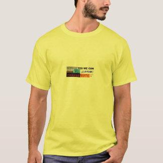 Hope, Change, Inspire, Believe, Obama 08 T-Shirt