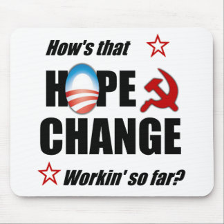 Hope & Change? Mouse Pad