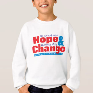 Hope & Change Sweatshirt