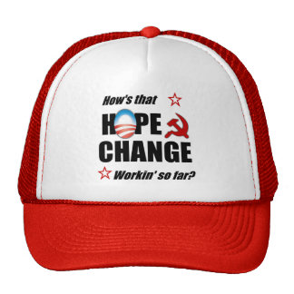 Hope & Change? Trucker Hats
