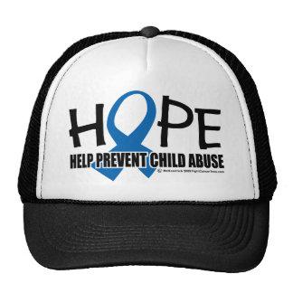 Hope Child Abuse Hat