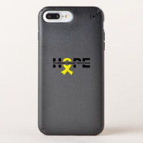 Hope Childhood Cancer Awareness Gifts Speck iPhone Case