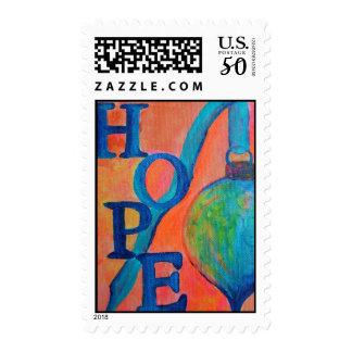 Hope-Christmas Stamp