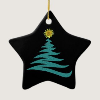Hope Christmas Tree Ornament - Star
