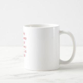 HOPE CLASSIC WHITE COFFEE MUG