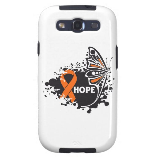 Hope COPD Butterfly Samsung Galaxy S3 Cover